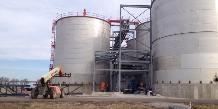 Gibson Ethanol Plant Addition