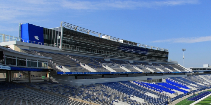 Univ. of Kentucky – Commonwealth Stadium Expansion & Alterations **