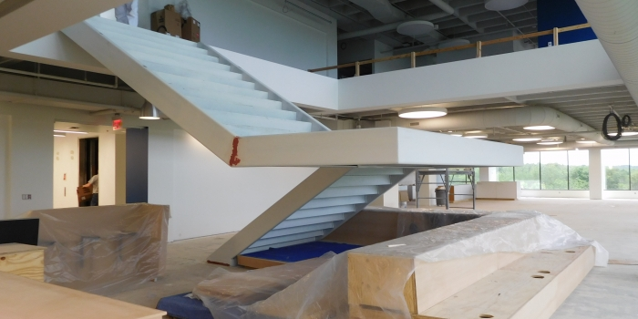 The Mutual Fund Store Stair
